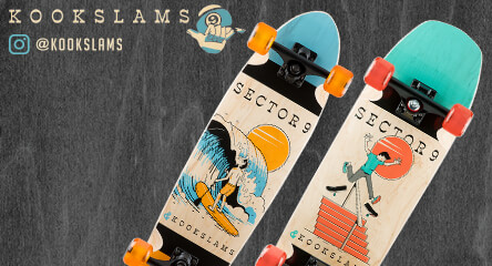Sector 9 Skateboards