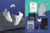 Nike SB shoes, clothing, and accessories.