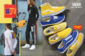 Shoes and accessories from Vans along with Vans apparel for men.