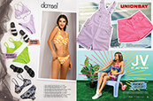 Shop women's Spring looks featuring Damsel swimwear, Unionbay and JV By Jac Vanek.