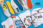 Shop Vans apparel and footwear.