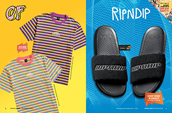 Shop men's Odd Future and RipNDip
