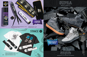 Shop Crep Protect stocking stuffers, Stance and Supra.