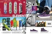 Shop Element, the Almost x The Grinch collection and Converse Cons.