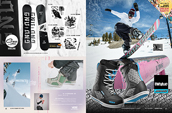 Shop snowboards and snowboard boots from GNU, Vans and Thirtytwo.