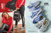 Shop women's Vans footwear, apparel and accessories.