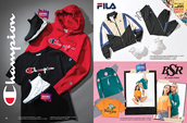 Shop women's Champion, Fila and By Samii Ryan.