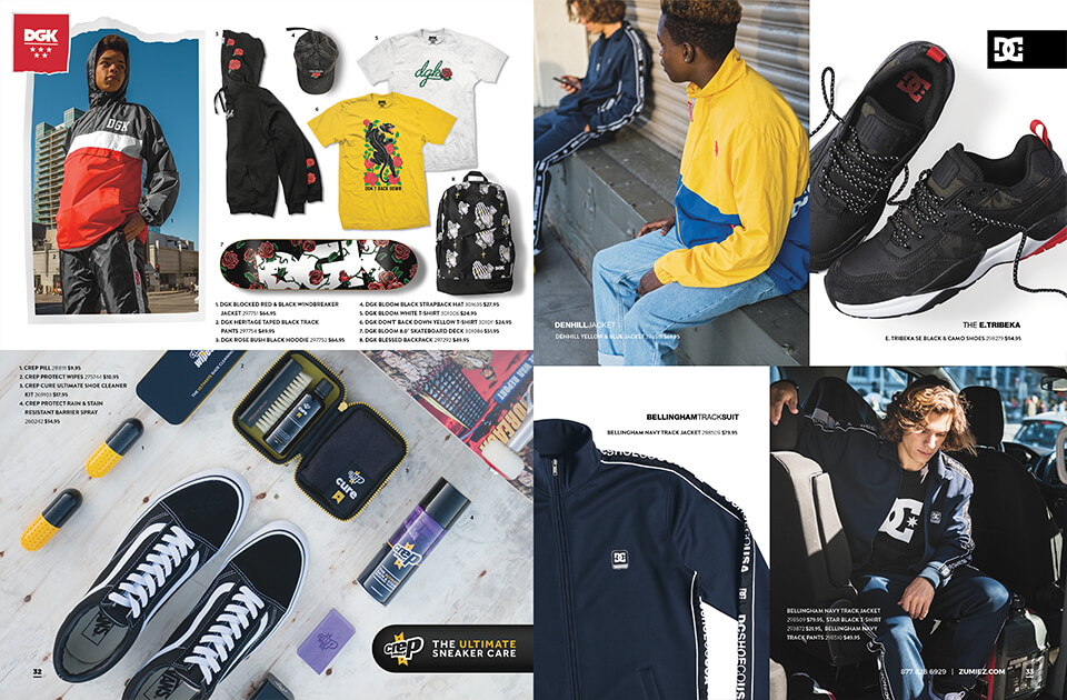 Back to School Catalog, Pages 32-33