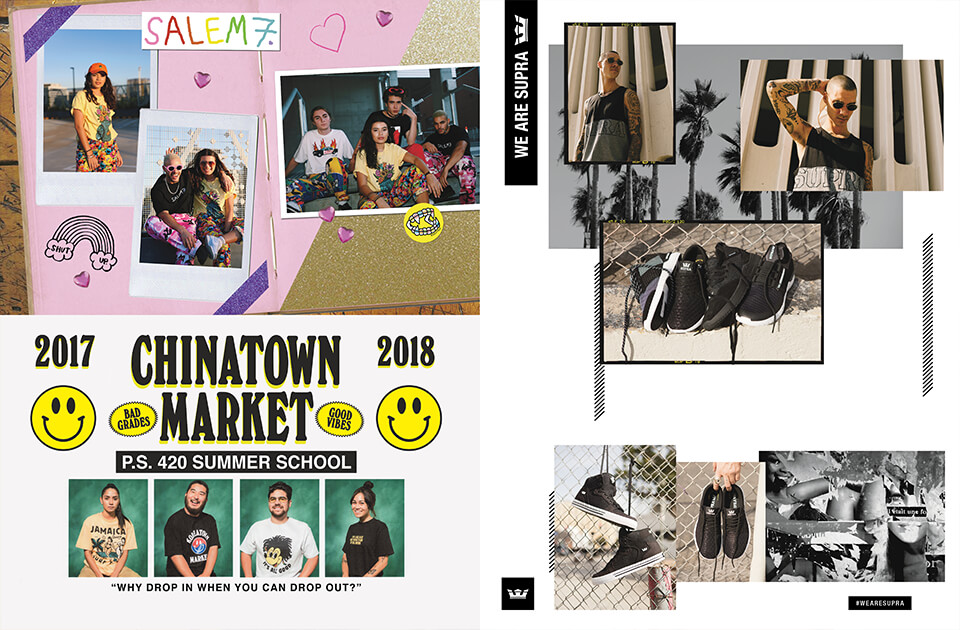 Spring Catalog, Pages 14-15
