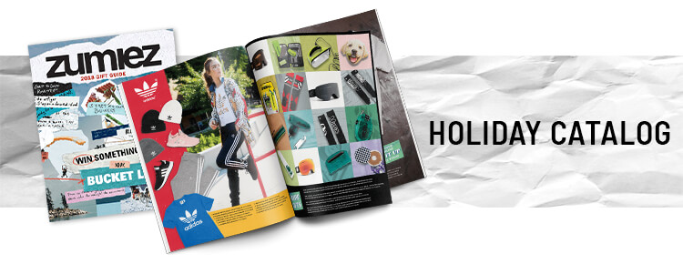 Find products from the Zumiez Holiday catalog including clothing, shoes, accessories, skateboards, and more from your favorite brands.