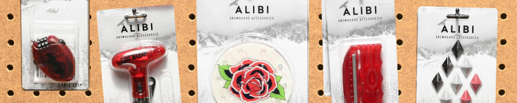 Alibi Snow Accessories