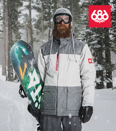 Shop snow outerwear at Zumiez to to stay warm this winter. Featuring jackets, pants, and fleece from 686 you are sure to find some snow clothing to fit your style.