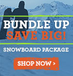 Snowboard Packages Save Big