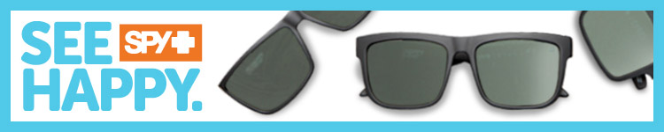 Spy Sunglasses - See Happy.
