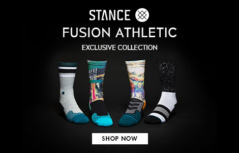 Stance x Fusion Athletic