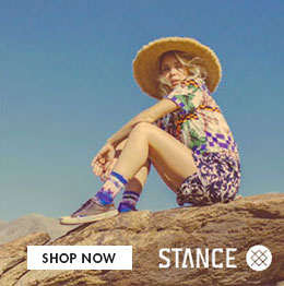 Stance socks women