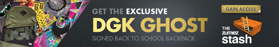 DGK Back to School Backpack