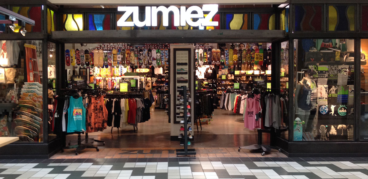 Zumiez NorthTown Mall