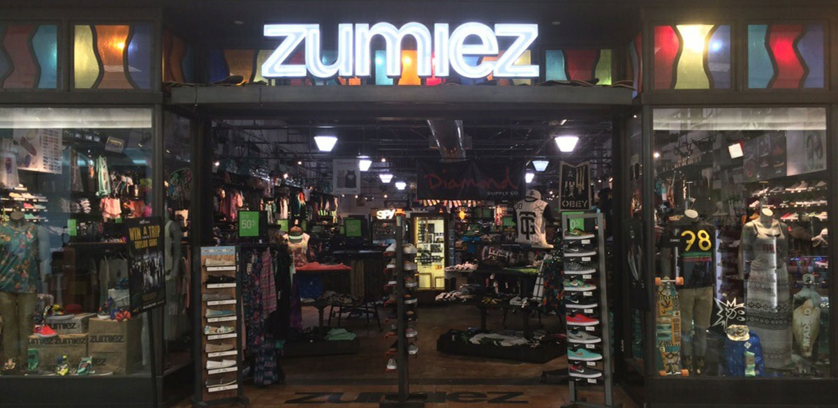 Mt Shasta Ca >> Zumiez - Mt Shasta Mall in Redding, CA | Zumiez