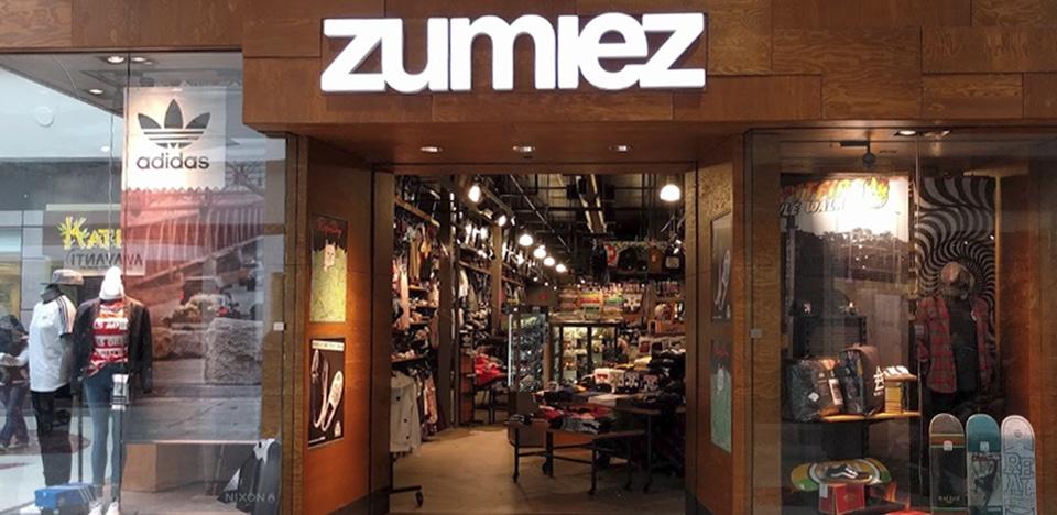 zumiez washington square in tigard or zumiez