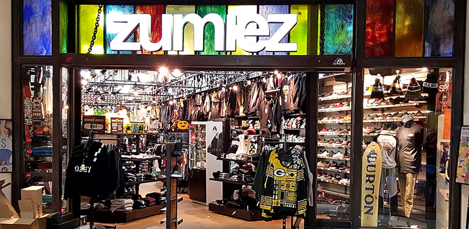 Zumiez Valley View Mall