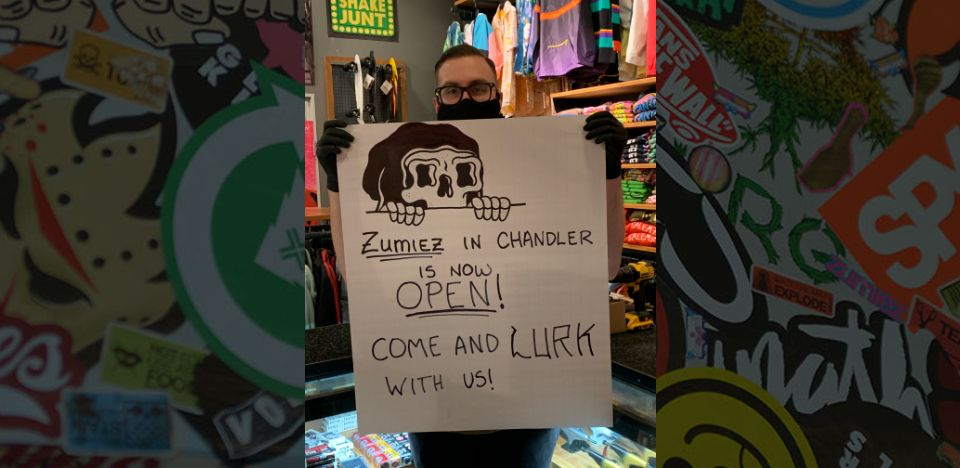 Zumiez Chandler Fashion Center