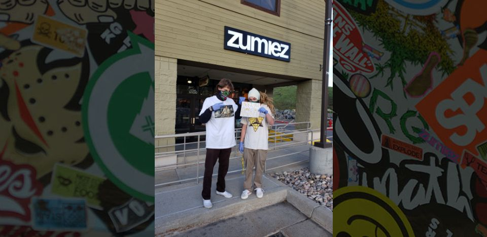 Zumiez Park City Factory Stores
