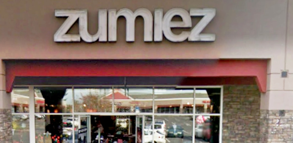 Zumiez Seaside Factory Outlet