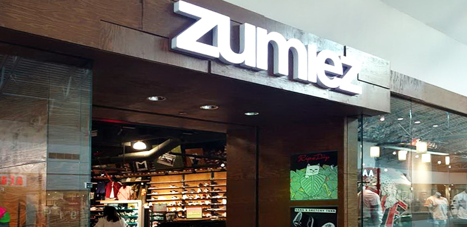 Zumiez The Jersey Gardens