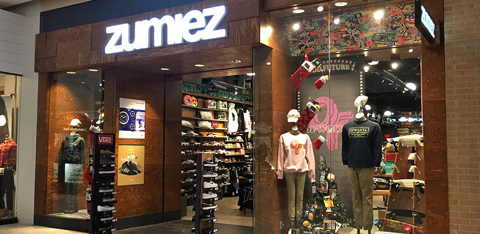 Zumiez South Plains Mall