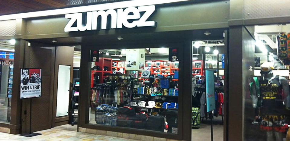 Zumiez International Marketplace