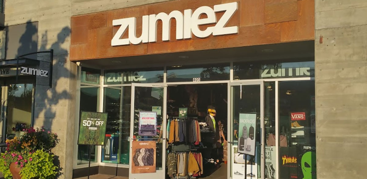 Zumiez Old Mill District