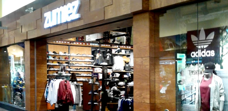 Zumiez Great Lakes Crossing