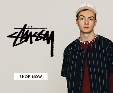 Mens Stussy Apparel for Fall