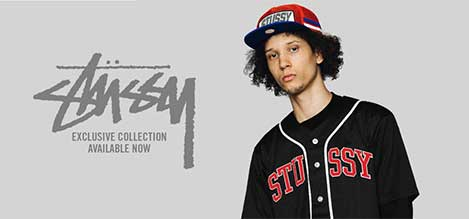 Stussy Mens Exclusive Collection