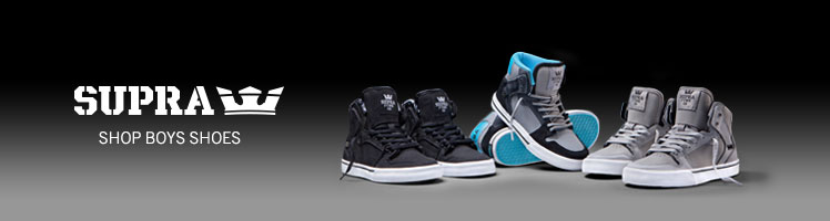 Supra Boys Shoes