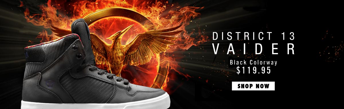 supra hunger games shoe