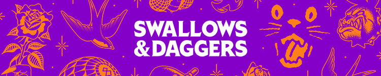 Swallows and Daggers clothing