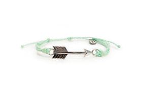 Pura Vida Arrow Seafoam Bracelet