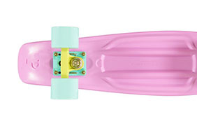 Penny Pastel Lilac 22.0 Cruiser Complete Skateboard
