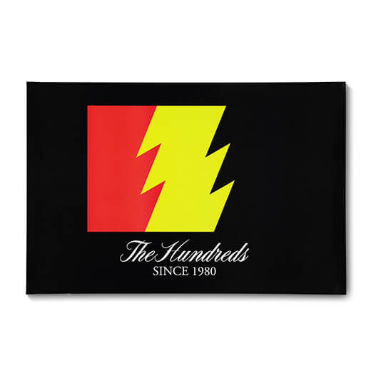"The Hundreds ""Since 1980"" Poster"