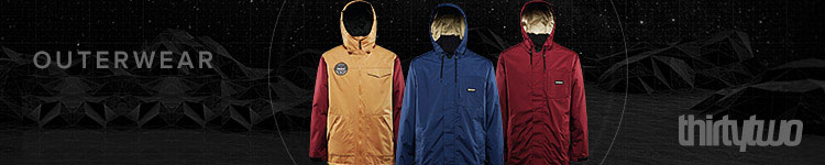 Thirty Two Snowboard Jackets