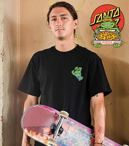 Shop the skate decks at Zumiez to find a skateboard that fits your needs. Featuring the Santa Cruz and TMNT collection.