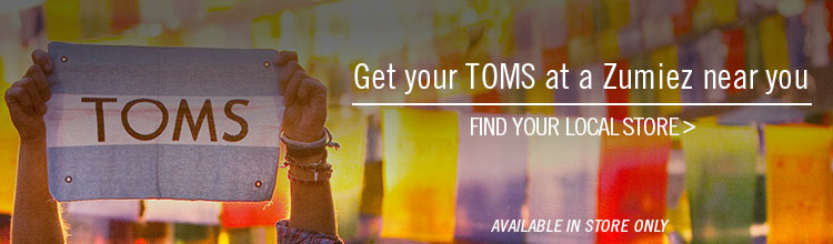 TOMS Shoes - Choose Your Shoes, Select Your Store