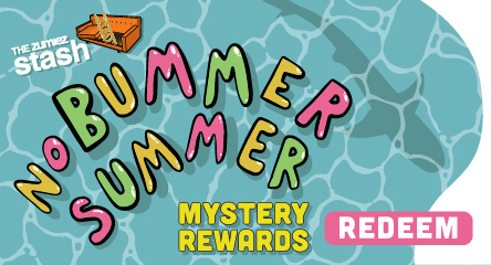 No Bummer Summer Mystery Rewards