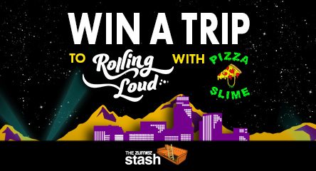 Enter to Win a Trip to Rolling Loud with Pizza Slime