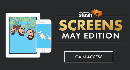 May Stash Screens - Some Hoodlum