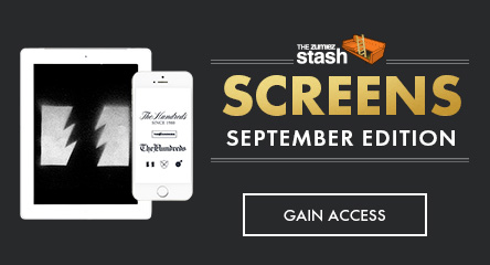 September Stash Screens - The Hundreds