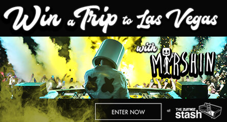 Win A Trip to Las Vegas With Marshin