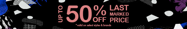 Take up to 50% off of the lowest marked price on select styles and brands. These are the best deals Zumiez has to offer.